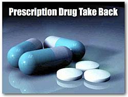 Drug Take Back artwork
