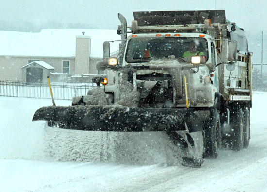 ODOT snow removal costs up this winter « The VW independent