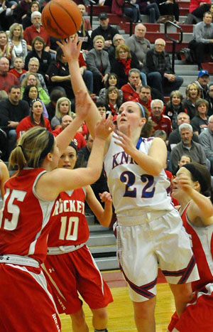 """gilboa girls Bluffton improves to 3-1 for the season and pandora-gilboa falls to 0-3 """"we got a lot of girls to play and that was the main focus,"""" bluffton head coach tony."""