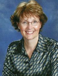 2014 Peony Pageant emcee Susan Burchfield