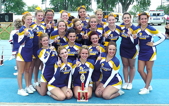 Lancers Cheer Champs The Vw Independent