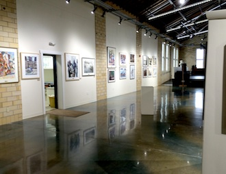 Watercolors await their fans at the Wassenberg Art Center. The free opening reception American Watercolor Society Exhibit opens on Saturday, Jan. 24 at 7 p.m. Music will be provided by Radoslav Lorković, international blues musician. (Photo submitted.)