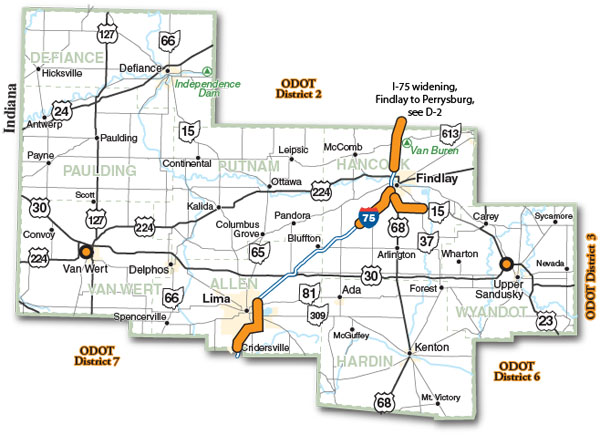 ODOT lists highway construction projects « The VW independent