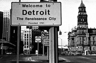 """""""The Renaissance City"""" may be more true now than ever before in Detroit, Michigan after the devastating decline the city has endured over the past years.  (Photo submitted.)"""