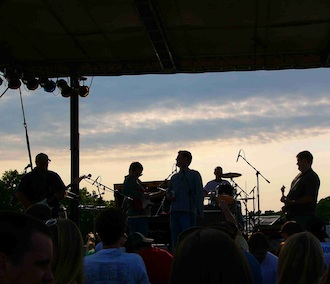 The One-eyed Show will perform outdoors at the back of the Wassenberg Art Center, July 11 during Eats on the Streets/Art from the Fort event. There is no admission fee and is open to the public. (Photo submitted.)