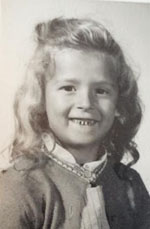 """Nancy """"Anna Mae"""" Rigdon was just 9 years old when she died in a propane gas explosion."""