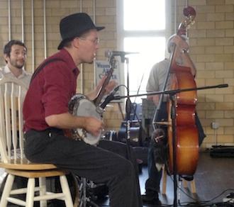 Matt Keeler of Blues Reveler. (Photo submitted.)
