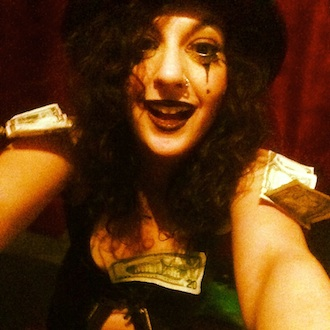 Jules, a returning circus performer to the Wassenberg Art Center will be flying in from New Orleans to perform at Dr. Wassenstein's Freak Show taking place on Oct. 11, 7–midnight. Tickets on sale now.  (Photo submitted.)