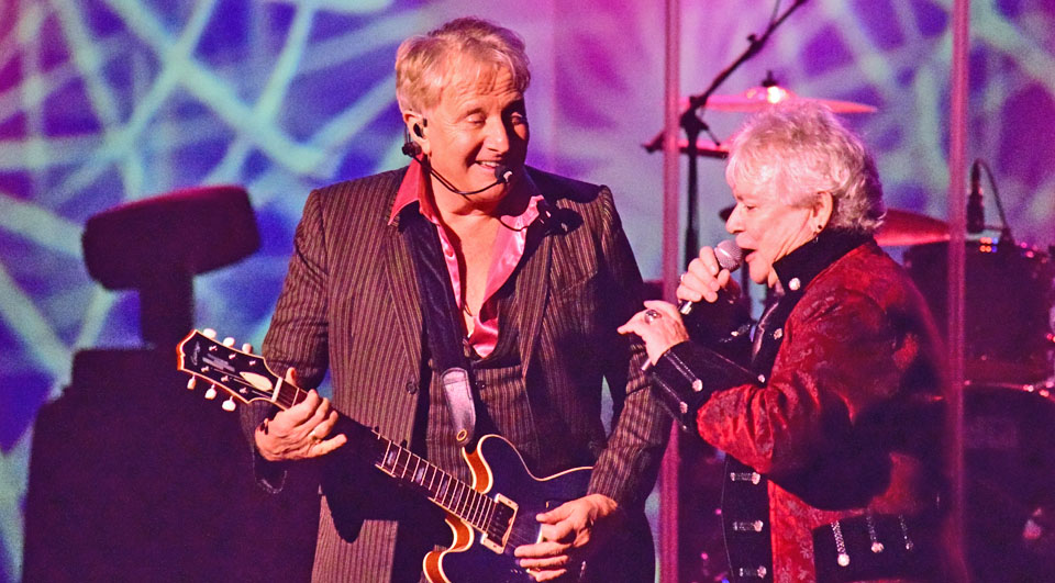Air Supply concert at NPAC 2-6-16