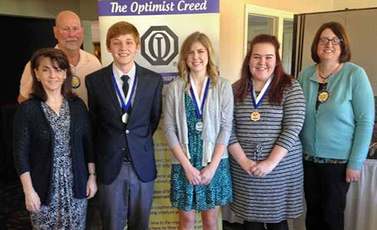 optimist essay competition