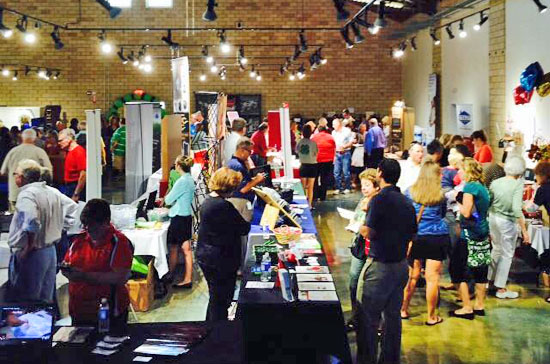 """Exhibitors will get a """"two-in-one"""" event to promote their products and services at the Van Wert Area Biz Expo and Taste of Van Wert County on September 22 at the Wassenberg Art Center.  (Chamber photo)"""