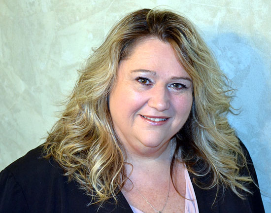 Kim Bruns is the new area manager for Liberty Mobility Now's transportation services. (photo submitted)