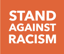 Stand Against Racism logo 4-2017