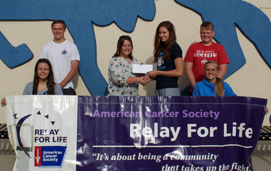 22nd annual Relay for Life at HHS track Friday